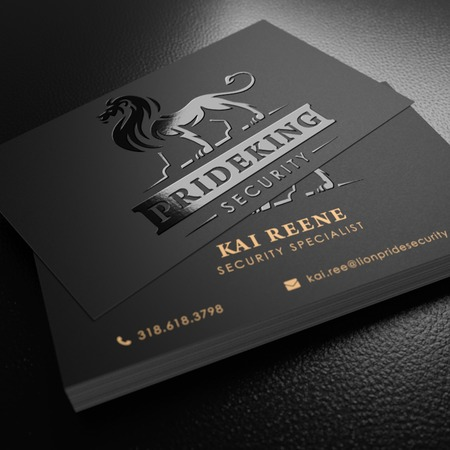Raised Spot Uv Business Card Printing